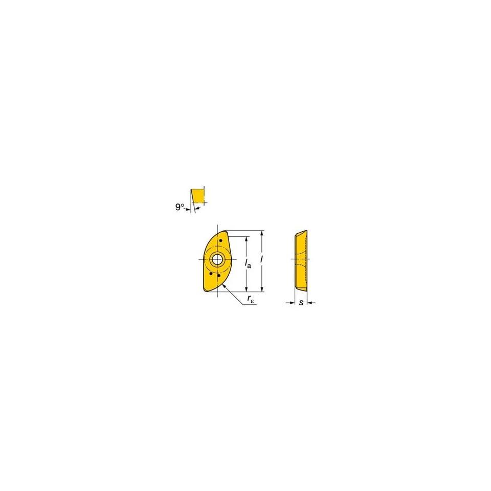 60187 Morse 1361T HPC 2.90MM WL PAR//JL DRL COB TIALN