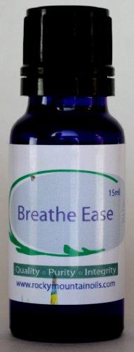 Breathe Ease ~ 15Ml ~ 100% Pure Therapeutic Grade - Unadulterated! Ingredients: Eucalyptus Globulus, Eucalyptus Citriodora, Myrtle, Eucalyptus Radiata, Peppermint, Spruce, Ravintsara, Pine And Marjoram.