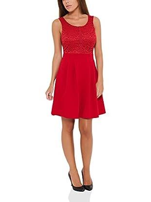 Des Filles a la Vanille Vestido 2208 (Rojo)