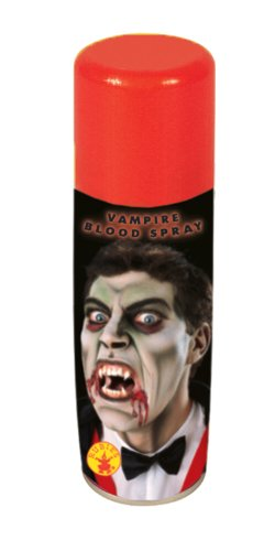 Vampire Blood Spray Costume Makeup