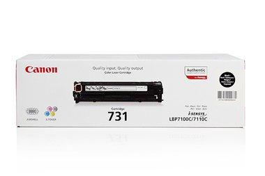 Canon I-Sensys MF 8280 cw (731BK / 6272 B 002) - original - Toner schwarz - 1.400 Seiten