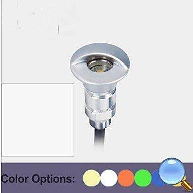 April'S 0.3W 6Pcs Waterproof Ip65 Led Floor Light For Outdoor Inground Underground Lighting