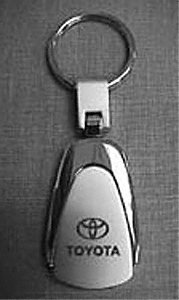 Auto Gold KC3TOY Teardrop Keychain Toyota