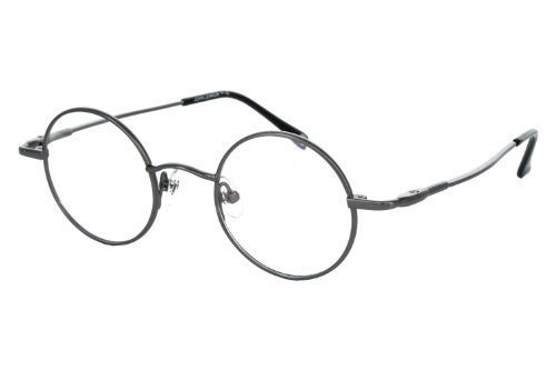 John Lennon Walrus Eyeglasses Pewter (2)