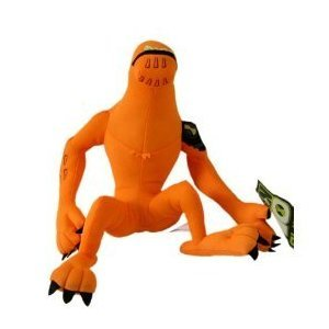 Buy Low Price Cartoon Network Ben 10 Alien Force 7 Inch Plush Figure Wildmutt (B004XQWHYE)