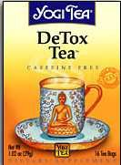Detox Original Tea 16 Bags ( Value Bulk Multi-pack) from YOGI