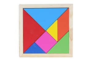 Baybee Wooden jigsaw Tangram Puzzle