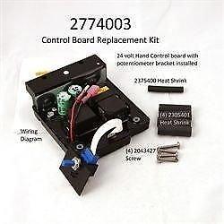 Minn Kota Maxxum/Riptide Hand Control Board #2774003 #2184001 #2184003