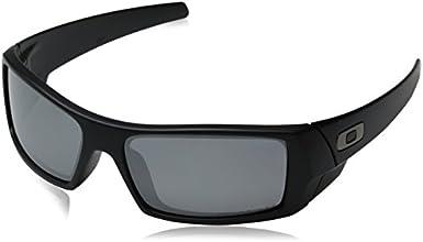 Oakley GasCan Sunglasses matt schwarz/grau Size:One Size