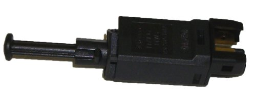 Ford Galaxy - Interruptor de luz de freno de 2 pines para modelos de 1995 a 2000, color negro