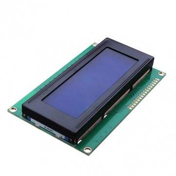 Bheema 5V 2004 20X4 204 2004A Lcd Display Module Blue Screen For Arduino