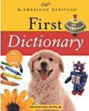 The American heritage first dictionary封面