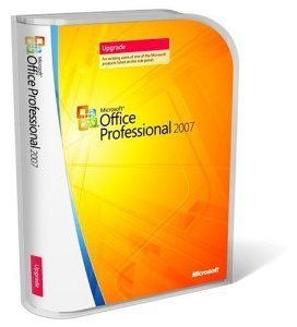 Office Professional 2007 (Upgrade)
