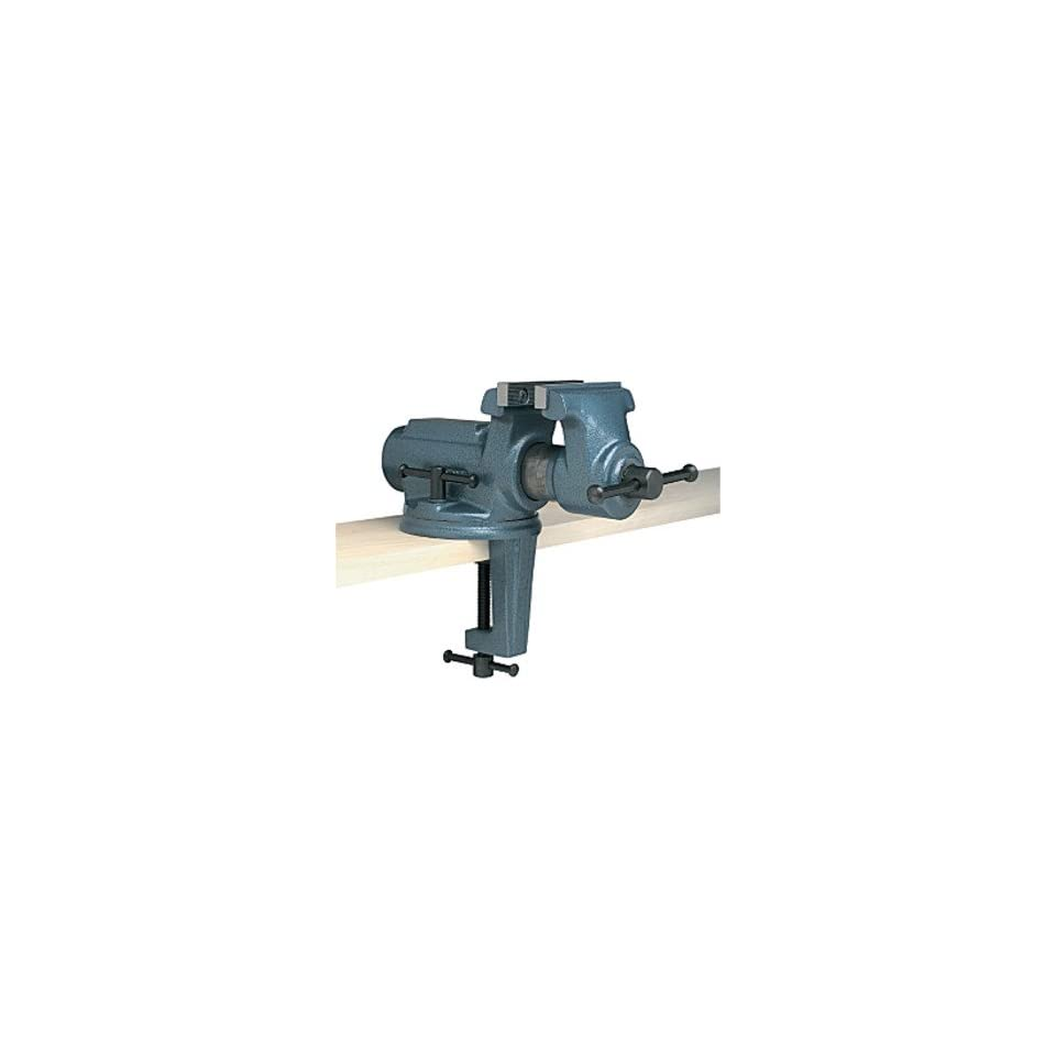 Wilton 63247 Cbv 100, Super Junior Vise, 4 Inch Jaw Width, 2 1/4 Inch Jaw Opening