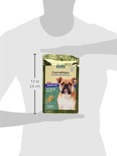 Naturvet Coprophagia Deterrent Soft Chews 90 Ct