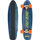 SANTA CRUZ Jammer Strip Cruzer Skateboard Complete 7.5 x 29