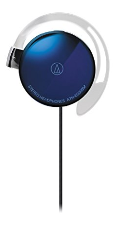 Audio Technica Ath-Eq300M Pl Purple | Ear-Fit Headphones (Japan Import)