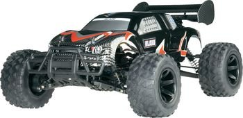 Reely 01:10 Electric truggy model car Blaze 4WD - Body without Motors