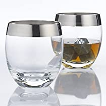 Madison Avenue Whiskey Glasses -Set of 2