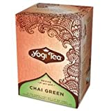 Yogi Tea - Green Tea Blueberry Slim Life, 16 bag