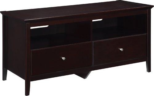 Cheap Altra 1164096 TV Stand, Espresso (B004CVKX14)