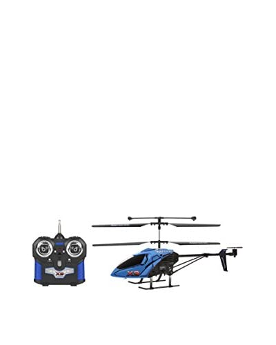 World Tech Toys 3 Ch X9 Remote Control Helicopter Vehicle