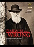 img - for Darwin was Wrong - DVD w/MP3 book / textbook / text book
