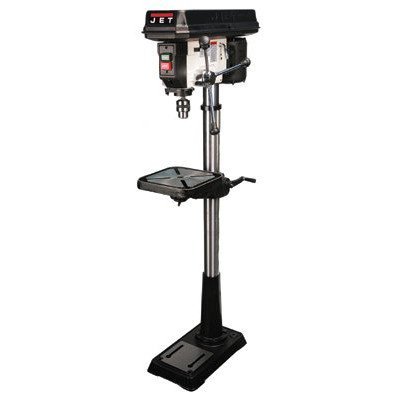 JET J-2500 15-Inch 3/4-Horsepower 115-Volt Floor Model Drill Press (Metal Drill Press compare prices)