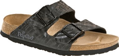 "Cheap Papillio ""Arizona"" from Birko-Flor in Movement Black with a narrow insole (B009XBHASW)"