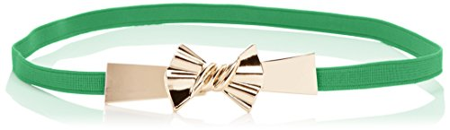 Compañia Fantastica Rainbow, Cintura Donna, Verde, 85 cm