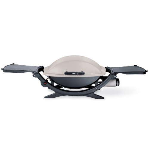 Learn More About Weber 396002 Q 200 Portable 280-Square-Inch 12000-BTU Liquid-Propane Gas Grill