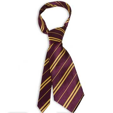 Harry Potter Gryffindor Economy Tie Child