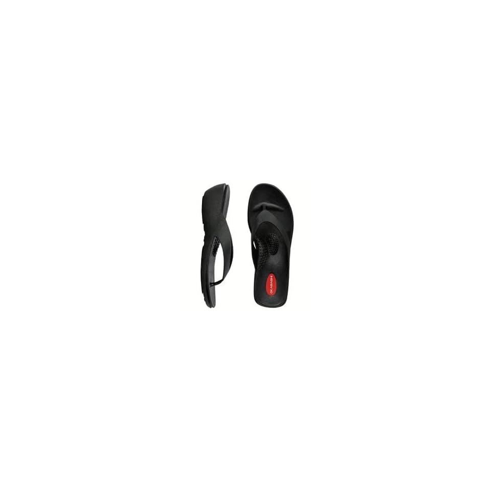 1b763717cda6 Okabashi Splash Wedge Thong Sandal