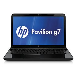 HP Blu-ray 17.3 Laptop G7-2246NR 6GB DDR3 500GB HDD HDMI USB 3.0 WebCam ATI RADEON HD 7520G with 3GB Dedicated Tribute Windows 8 64-bit