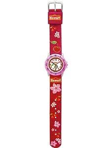 Scout Kinder-Armbanduhr Action Girls Analog Quarz 280378054