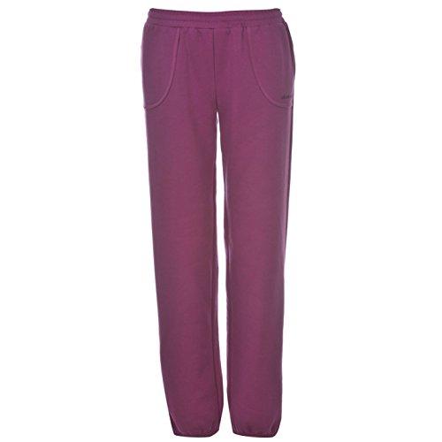 la-gear-womens-closed-hem-jog-pants-ladies-sport-running-jogging-bottoms-joggers-purple-14-l
