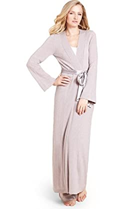 Rosie for Autograph Pure Cashmere Dressing Gown with Silk Belt