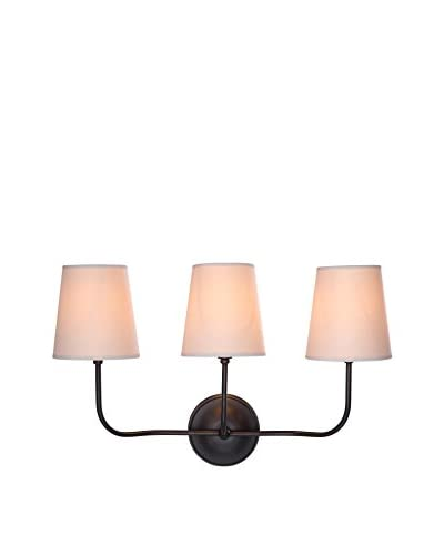 Urban Lights Richmond One Light Wall Lamp Antique Bronze