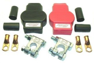 Military Spec Battery Terminal Top Post Kit (Battery Connectors compare prices)