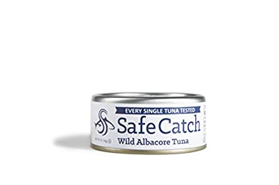 Safe Catch Wild Albacore Tuna - 6 pack from Safe Catch