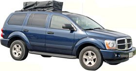 19.6 cubic ft. Extra Large Waterproof Car Top Cargo Carrier Bag