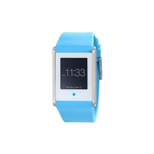 腕時計 Phosphor Unisex TT05 Touch Time Digital Display Quartz Blue Watch【並行輸入品】