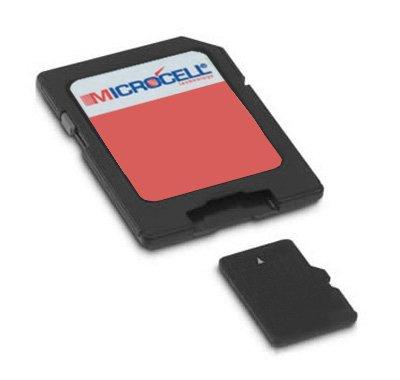 """Microcell SD 8GB Speicherkarte / 8gb micro sd karte für Lenovo Miix 2 10"""""""
