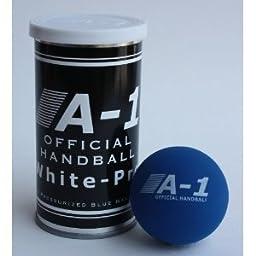 A-1 Official Premium Select [White-Pro] Handballs