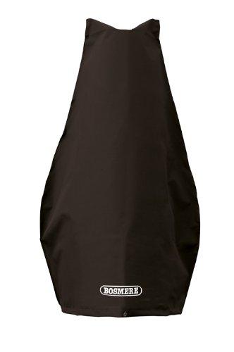 Bosmere Storm Black große Abdeckhaube für Terrassenofen