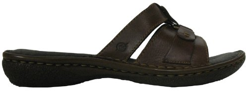 Born Beatrice T. Moro Brown 8 Womens Sandals