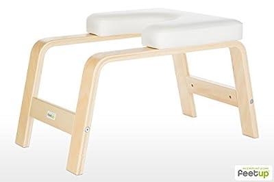FeetUp® Original Kopfstandhocker, Kopfstand-Yogastuhl - einfach ins Kopfüber! by FeetUp®