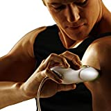 Sensilight Men 50 Permanent Hair Removal Device 50,000 Flashes - Specially For Men. A Home Machine, Using IPL Technology. Great Body And Facial Hair Remover. Can Be Used On The Leg, Back,Chest, Neck (Color: Blue)