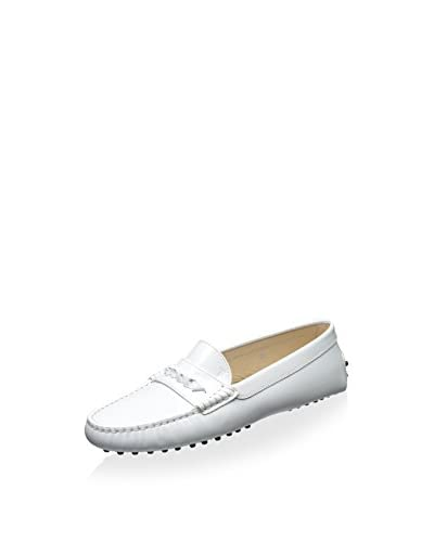 Tod's Women's Leather Moccasin