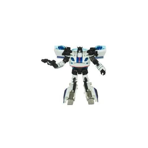 Transformers Reveal the Shield Deluxe Class Special Ops Jazz by Hasbro